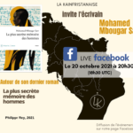 Mohamed Mbouga Sarr invité